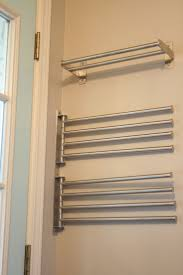 Best  Bathroom Towel Racks Ideas On Pinterest - Bathroom towel bar height