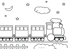 These coloring pages may also feature animated train characters from children's tv shows such as thomas and friends and chuggington. Best Diesel Train Coloring Pages Vector Pictures Free Vector Art Images Graphics Clipart