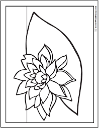 Small Picture Lily Coloring Pages Customize 12 PDF Printables