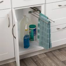 Kitchen towel holder Marble Real Solutions Pullout Kitchen Towel Holder Bar Home Depot Real Solutions For Real Life Real Solutions Pullout Kitchen Towel