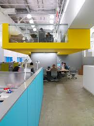 JWT Advertising Agency Headquarters New York Clive Wilkinson