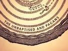 unbaptised