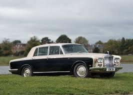 Ref 8 1969 Rolls Royce Silver Shadow I