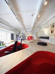 unique office designs. Unique Office Studio With Floor As The Table Designs E