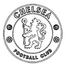 Small Picture Soccer coloring pages chelsea fc logo ColoringStar