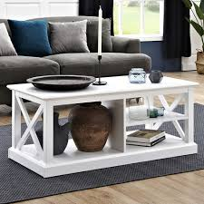 coastal style coffee table sets
