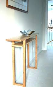 long narrow console table. Narrow Foyer Table Long Skinny Console Entryway L