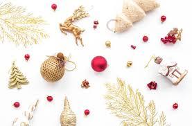 2020 festive decorations