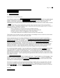 Cover Letter For Federal Job Coverletter8 Information Specialist
