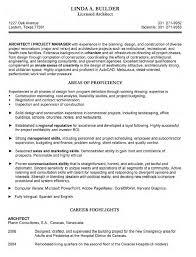 Application Architect Sample Resume Architecture Resume Architect Sample Resumes Template Pinterest Cv 3