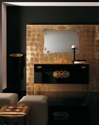 Modern Art Deco Bathrooms Bathroom Art Deco Bathroom Vanity Within Superior Finishing