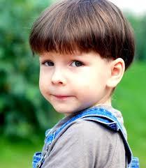 Moderní Model účes Pro Chlapce Módní účesy Pro Chlapce
