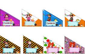 Maravillosos Diseños De Portadas Para Cuadernos Libretas Folders Y
