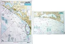 Captain Segull Chart No Jac46 St Joseph St Andrew And Choctawhatchee Bays