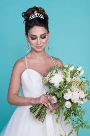 persian bride middle eastern toronto smokey wedding makeup