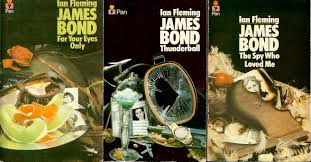 The Ian Fleming Still Life Series The Book Bond