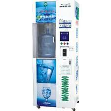 Glacier Vending Machine Delectable HYBI48 China Automatic Water Selling Machines Glacier Water