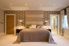 Modern Bedroom Lighting Design. Bright And Soft Bedroom Lighting Design  Contemporary Modern S