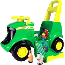 john deere tractor ride toy toddler toys for toddlers riding supply