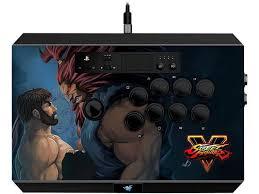razer panthera street fighter v arcade stick playstation 4