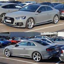 2018 audi nardo grey.  nardo nardo rs5 is the real deal not ps intended 2018 audi nardo grey
