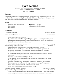 Landscape Design Resume Examples Best of Best Powered Support Systems Mechanic Resumes ResumeHelp