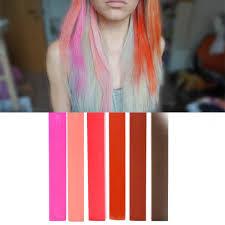 Marsala Mix Hair Dye Set Of