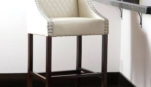 remarkable white leather bar stool brown appealing swivel bar height stools counter for red grey island