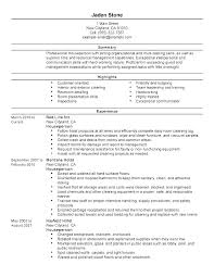 An Example Of A Good Resume Simple Good Resume Examples Examples Of Good Resumes Unique A Good Resume