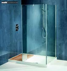 Matki Original Walk-In Corner Shower Enclosure