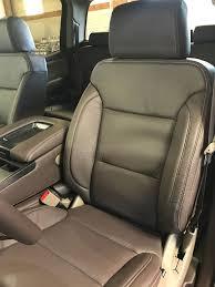 2014-2017 Chevrolet Silverado 1500 2500 3500 Crew Cab LT Buckets ...