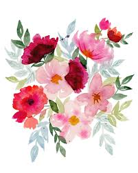 flowers pictures to print. Exellent Pictures Floral Print Png Intended Flowers Pictures To Print T