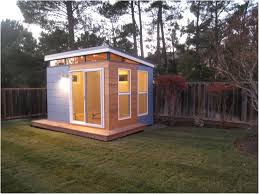 outside home office. Interesting Outside FurnitureShed Office Ideas Give Your Backyard An Upgrade With These Outdoor  Sheds Hgtvs Garden In Outside Home