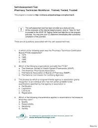 Pharmacy Technician Resume Pharmacy Technician Resume Objective Tech Sample 100 Accomplishments 100