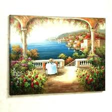 wall arts tuscan wall art decor decorating ideas framed modest arts retro kitchen canvas design