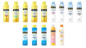 Johnson & Johnson recalls spray ...