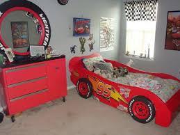 Lightning McQueen race car bed and a toolbox dresser w/ tire mirror | Kids  | Pinterest | Car bed, Lightning mcqueen and Toolbox