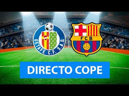 getafe vs barcelona en vivo radio