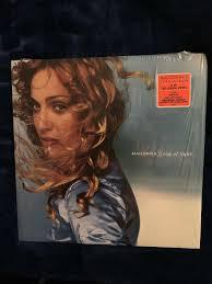 Madonna Ray Of Light Vinyl Clear Ray Of Light Lp By Madonna Vinyl Oct 2016 2 Discs Rhino Label