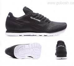 reebok shoes black 2016. new men\u0027s - reebok classic runner jacquard trainer black / white shoes factory price 2016 a
