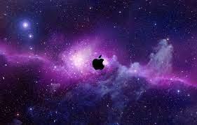 Wallpaper apple, space, mac, computer ...