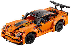 Купить <b>конструктор LEGO Technic</b> 42093 <b>Chevrolet</b> Corvette ZR1 ...