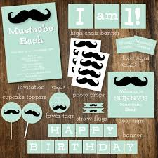 Little Man Baby Shower Invitation  Shower Invitations Babies And Bow Tie And Mustache Baby Shower
