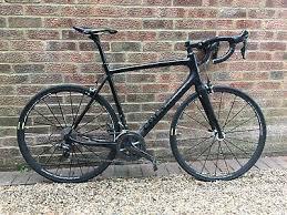 Colnago Cx Zero Carbon Road Bike Ultegra 56s Matt Black