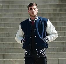 Holloway Varsity Jacket