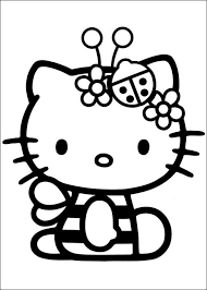 Small Picture Best 25 Hello kitty colouring pages ideas on Pinterest Hello