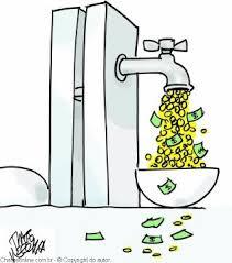 Resultado de imagem para dinheiro da corrupção na política charge