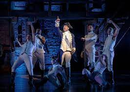 Buy the selected items together. Alumnus Stars As George Washington In Hamilton The Temple News