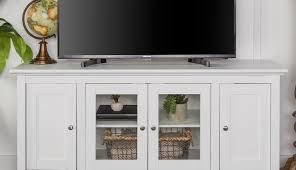 grey inch white mahogany black screens oak mount cabinet small flat costco avf wooden gorgeous argos