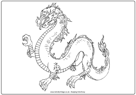 Small Picture chinese dragon coloring page chinese dragon coloring pictures